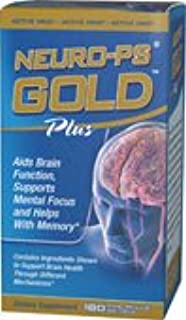 Amazon.com: Vitamin World Neuro-PS Gold Plus, 180 Softgels: Health & Personal Care
