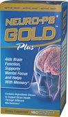 Vitamin World Neuro PS Gold Softgels product image