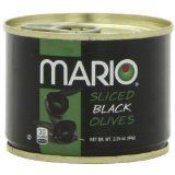 Chopped Black Olives (Pack of 6)