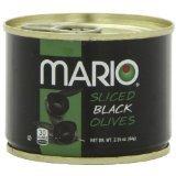 Chopped Black Olives (Pack of 6)