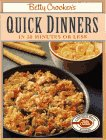 Betty Crocker's Quick Dinners in 30 Minutes or Less (Betty Crocker (Cline Quick Cover)