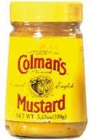 Colman\'s English Wet Mustard 100g (England) (6 Pack) by British Delights