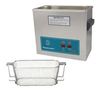 Crest Ultrasonics - 0500PH045-1-MESH - P500H-45 Ultrasonic Cleaner-Heat & Timer- Basket