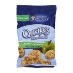 Quaker Popped Apple Cinnamon Gluten Free Rice Crisps 3.52 oz (Pack of 12)