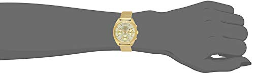 Tommy Hilfiger Women's 1781488 Analog Gold-Tone Watch