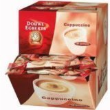 Douwe Egberts Cappuccino Instant Coffee Granules Stick Sachets (pack of 40 sachets) Sold Loose by Douwe Egberts (Egberts Douwe Cafe)