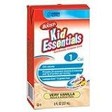 Boost Kid Essentials Very Vanilla 1.0 ** 5 Case Special**27x8oz