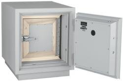 Fireking Data Safe Dm1413-3, 3-Hour Fire/Impact Rating 25-1/4 X 31 X 29-5/8 Platinum Finish
