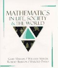 img - for Mathematics in Life, Society, and the World book / textbook / text book