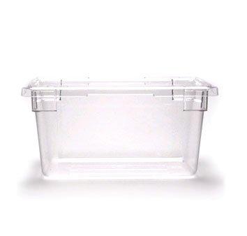 Cambro 12189CW135 4.75 Gallon Polycarbonate Food Storage Camwear Box (Plastic Cambro Container)