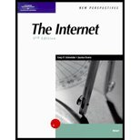 The Internet - Brief, Schneider and Evans, 0619100281