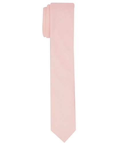 - Original Penguin Men's Pique Solid Tie, light pink, One Size