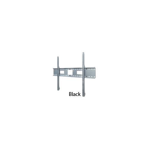 (PEERLESS universal flat wall mount for x-large 61-102 LCD & plasma screens (black))