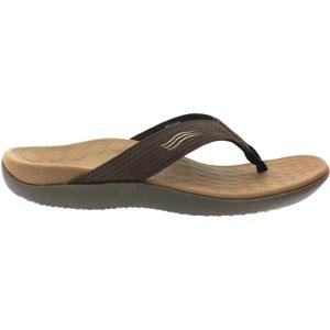Vionic Unisex Wave Toe Post Sandal, 7 B(M) - Orthaheel Womens