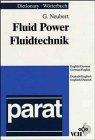 img - for Dictionary of Fluid Power: W rterbush Fluidtechnik English/German - German/English book / textbook / text book