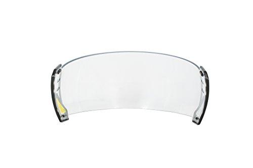Under Armour Storm Clear Hockey Visor, Standard, Clear