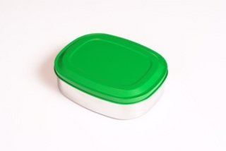 Stainless Steel Lunch-Safe container Large (Green)