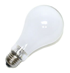 Philips 100W White A23 Mercury Vapor Bulb by Philips