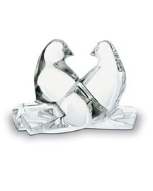 Baccarat Loving Doves Clear - Glasses Versaci