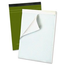 Planning Pad,4x4/Narrow Rld,20 lb.,8-1/2