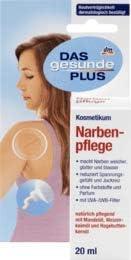 DAS gesunde PLUS Narbenpflege, 1 x 20 ml