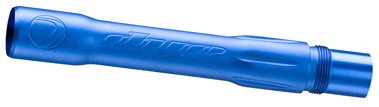 Dye Ultralite Impulse / Ion Paintball Barrel Back - .688 - Blue Dust