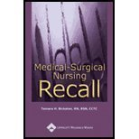 Medical-Surgical Nursing Recall, Bickston, Tamara H., 0781744652