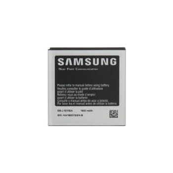 Samsung Original Genuine OEM 1850 mAh Battery for Samsung Galaxy S II - Non-Retail Packaging - Silver