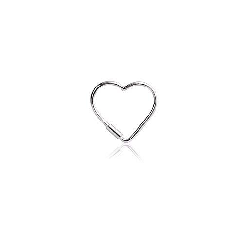 Piercing de Prata Love