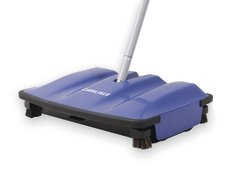 Carlisle 3640014 Multi-Surface Duo-Sweepers, Set of 4 (12-Inch, ABS, Blue)