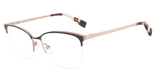 Eyeglasses Furla VFU 184 Black 08AM