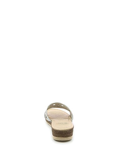 Grunland CI1321 Slipper Women Bianco c75rPzXp