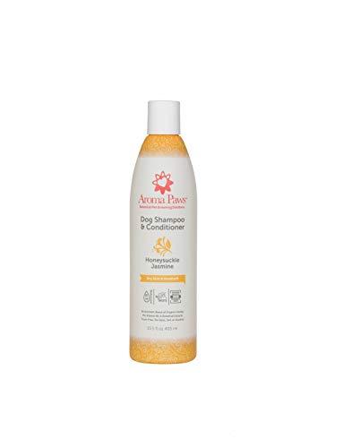 Aroma Paws Shampoo, 13.5-Ounce, Honeysuckle Jasmine