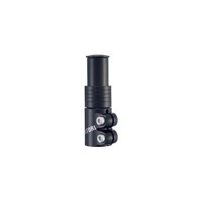 XLC合金Stem Raiser、28.6 X 117 MM、ブラックby XLC   B01KH5ROZ6