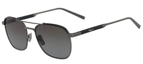 Eyeglasses FERRAGAMO SF2738 217 BROWN HORN COGNAC
