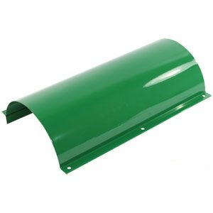 H77058 New John Deere Combine Lower Clean Grain Auger Cover 6600 7700 7720 (John Deere Grain)