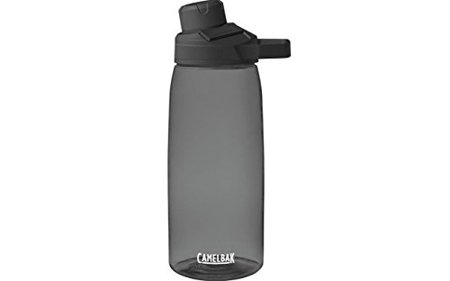 CamelBak Chute Mag Water Bottle, 32oz, Charcoal by CamelBak