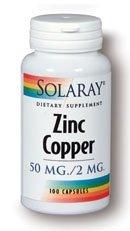 De zinc a cuivre - 100 - CapsuleS