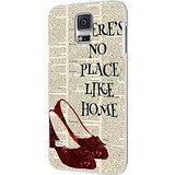 No Place Like Home the Wizard of Oz for Iphone and Samsung Galaxy Case (samsung s5 (Is Wizard Of Oz Disney)