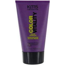 KMS CALIFORNIA by KMS California COLOR VITALITY BLONDE TREATMENT 4.2 OZ