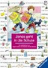Jonas geht in die Schule (Lesebilderbuch)