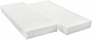 Hastings Filters AFC1378 Cabin Air Filter Element, (Set of 2) by Hastings Premium Filters