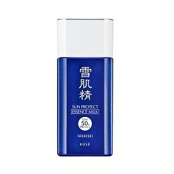 Japan Health and Beauty - Kose Medicated Sekkisei sun protection essence milk 60g *AF27* (Sekkisei Essence Kose)