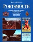 Front cover for the book Railway Heritage: Portsmouth - Including Lines to East Southsea, Gosport, Fareham, the Meon Valley and Havant to Hayling by Michael G. Harvey