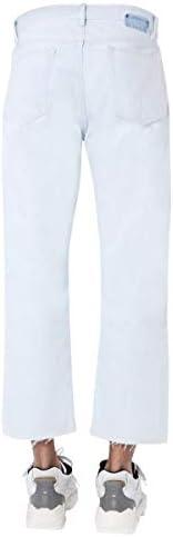 MAISON MARGIELA Luxury Fashion Homme S50LA0152S30561464 Bleu Claire Coton Jeans   Printemps-été 20