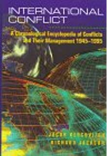 regional guide to international conflict and management from 1945 to 2003 bercovitch jacob fretter judith