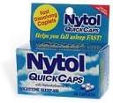 Nytol Nighttime Sleep-Aid, Caplets - 32 ea