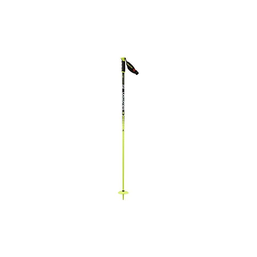 Salomon Arctic S3 XL Ski Poles Yellow, 125cm