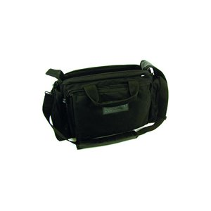 (BLACKHAWK! 80SB06BK Enhanced Pro Shooters Bag, Black)