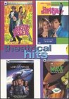 singer mask - Theatrical Hits DVD 4-Pack (Austin Powers, The Wedding Singer, Lost in Space, The Mask)